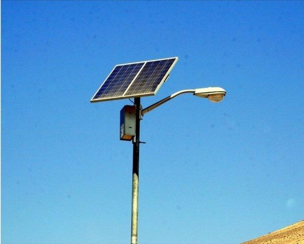 Одне з Вінницьких сіл освітлюватиметься ліхтарями на сонячних батареях