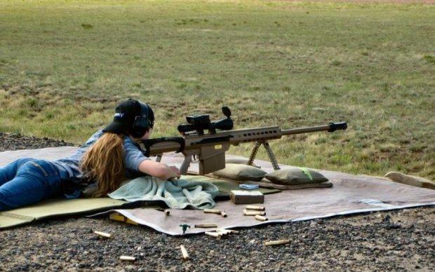 Снайпер популярно пояснив, навіщо Україні американські гвинтівки
