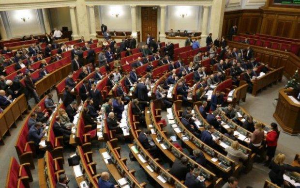 """С третьей попытки: Рада приняла закон """"О валюте"""""""