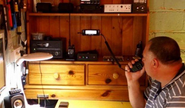 Британський радіоаматор зв'язався з МКС з гаража