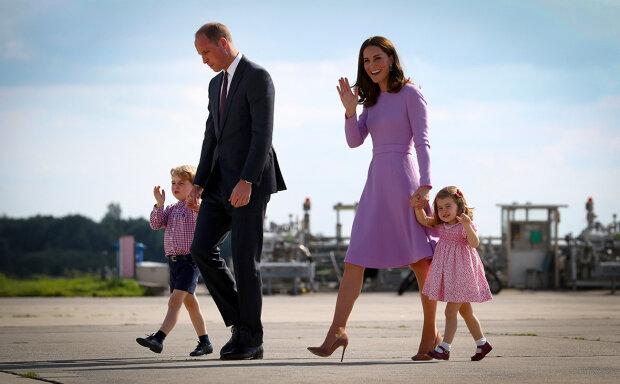 Королівські війни: через що сваряться діти Кейт Міддлтон і принца Вільяма