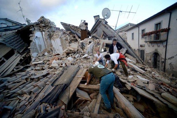 Мощное землетрясение всколыхнуло Италию: в опасности популярный курорт