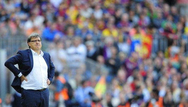 Известного тренера едва не вырубили с одного удара: видео