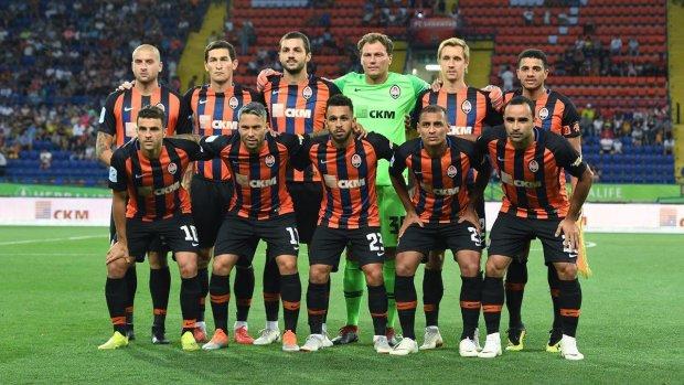 Голы бразильцев спасли Шахтер в первом матче Лиги чемпионов