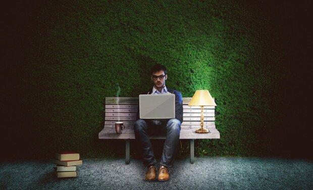 Пошук роботи, домашній офіс, ілюстративне фото: pixabay.com