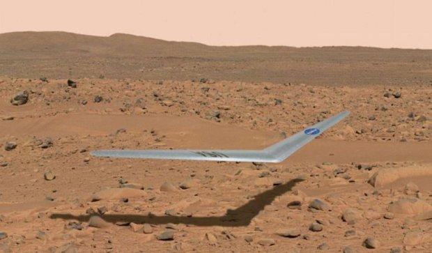 NASA вместе со студентами разрабатывает самолет для Марса