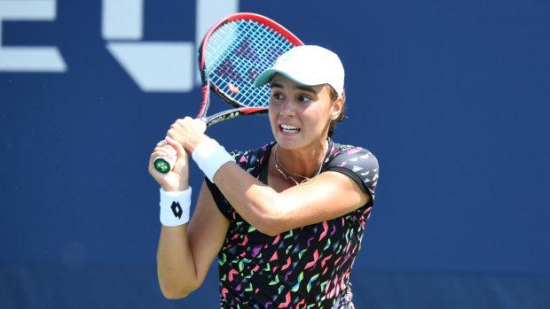 Украинка Калинина вышла в финал квалификации в Китае
