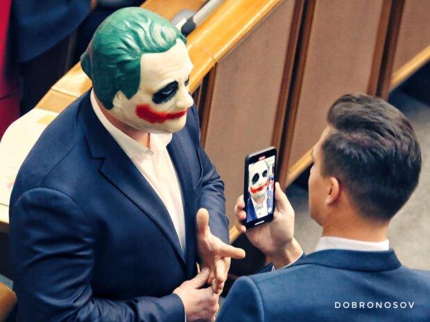 """""""Джокер Джокерович"""": Кива в Раде озадачил перевоплощениями, неоднозначное видео"""