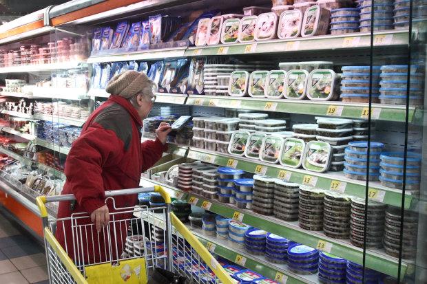 Украинка получила вместо покупки в Сильпо наживку: хотите свежей рыбки - наловите сами
