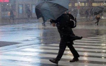 Сидіть вдома: в столиці оголосили штормове попередження