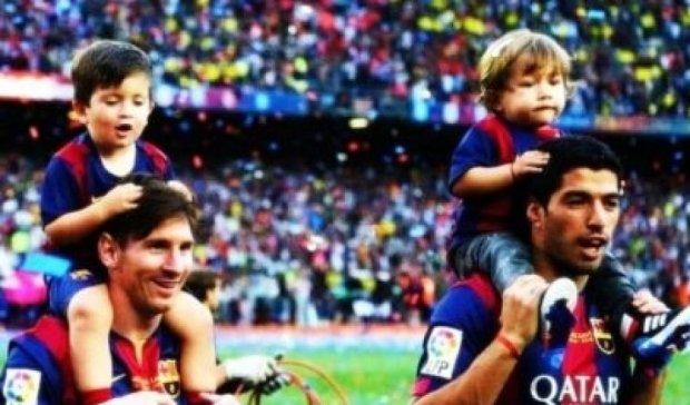 Месси признался, что его сын не любит футбол
