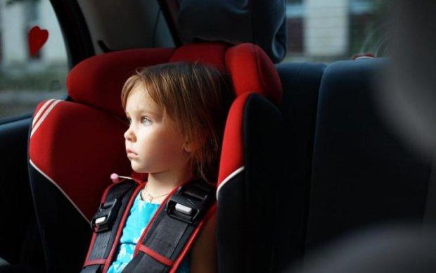 Дети в авто: какие сюрпризы ждут водителей