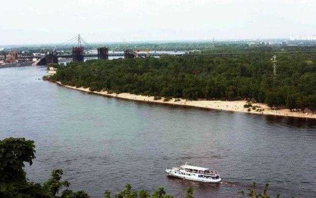 Дрони на київському острові встановили рекорд