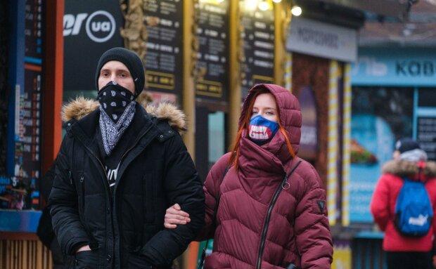 Локдаун в Киеве, фото: Вечерний Киев