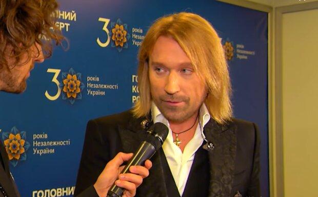 Олег Винник і Володимир Дантес, кадр з відео