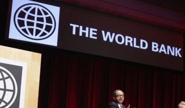 Світовий банк задоволений українськими реформами