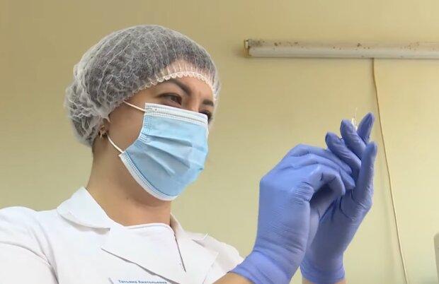 Вакцинація, кадр з відео