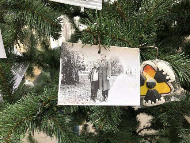 Новогодняя елка в Припяти