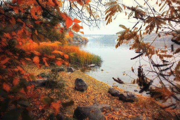 Запорожье ждет прощальный комплимент от осени: чем порадует погода 17 ноября
