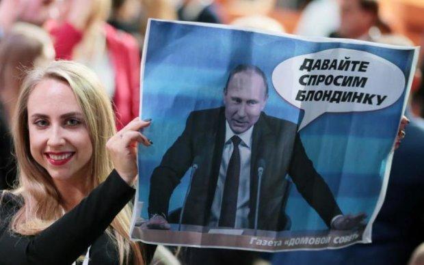 Путін - український патріот? Пропагандистам Кремля затуманило мізки