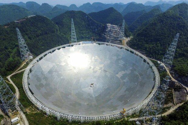Китайський телескоп, gizchina