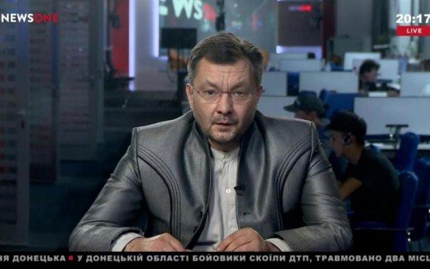 """Агент Путіна? Український журналіст """"щебече"""" крутіше за пропагандиста Соловйова"""