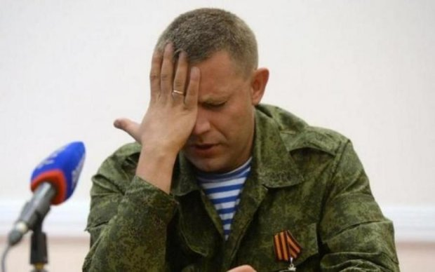 Захарченко отрекся от своего воображаемого государства. Но поговорить о нем все еще хочет