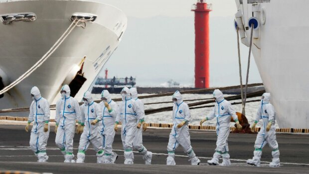 Коронавирус из Китая, фото Фокус