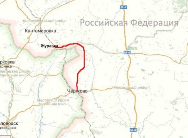 Минобороны России берет на себя строительство дороги в обход Украины