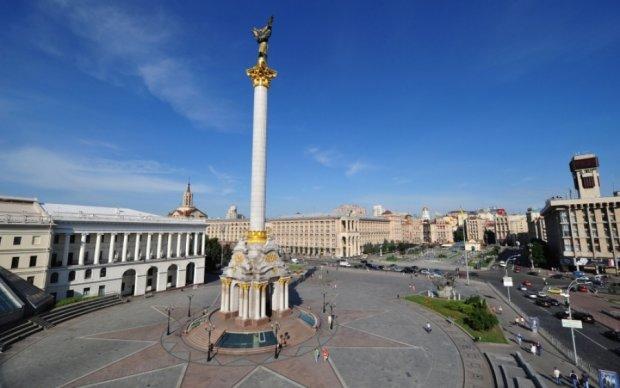 В центре Киева ограничат движение транспорта