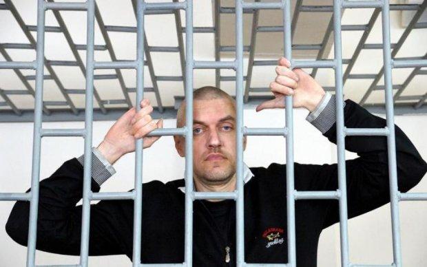 Украинец Клых обезумел в застенках Путина