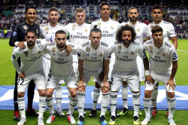 Самолет Реала поразил изобилием роскоши: появились редкие фото