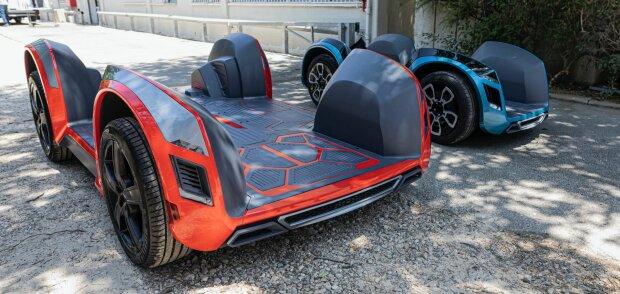Next-Gen EV Platform, carscoops