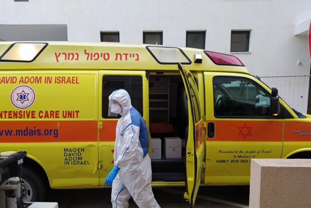 Медики в Ізраїлі, фото: regnum