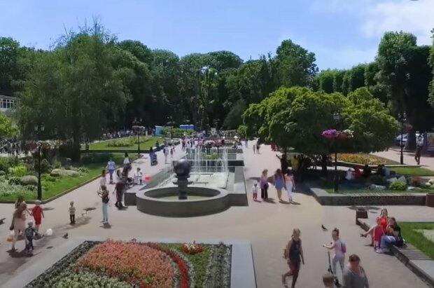 Хмельницький, скріншот з відео