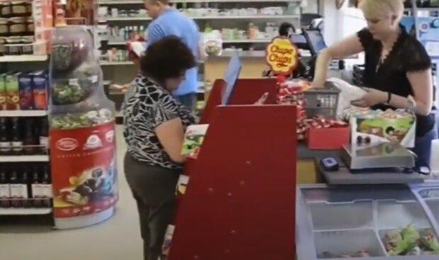 Франківчани відкрили магазин у США, кадр з репортажу Вікно в Америку: YouTube