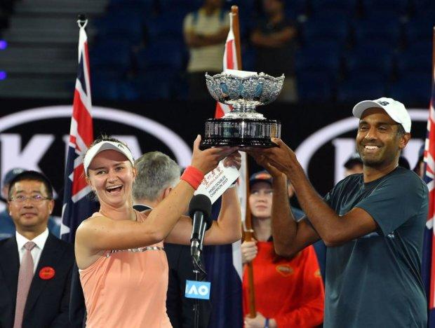 Определилась самая сильная пара на Australian Open