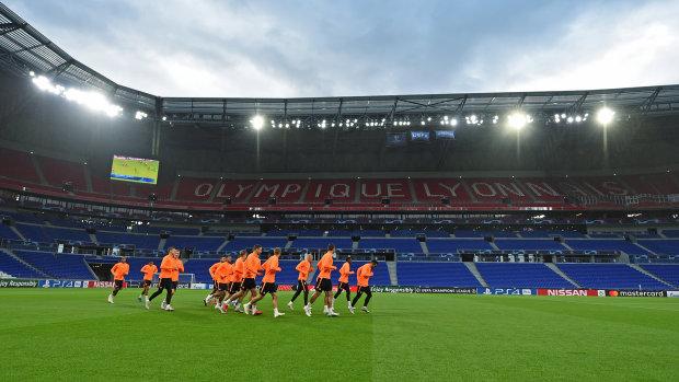 Ліга чемпіонів: Шахтар упустив перемогу у Франції, виграючи в два голи