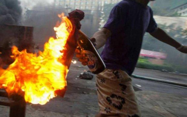 Протестующих не замечают но они не сдадутся: под ГПУ разгораются страсти