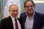 """Олівер Стоун звернувся до Путіна: """"хрещений батько"""""""