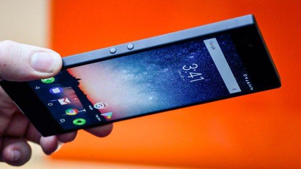 Razer Phone 2: дата виходу, ціна, характеристики