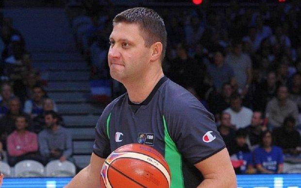 Український арбітр обслуговуватиме матч півфіналу баскетбольної Євроліги