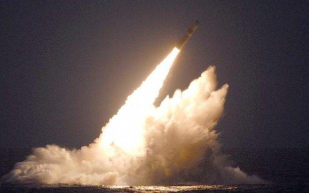 Неймовірно: пілот зафільмував момент запуску балістичної ракети