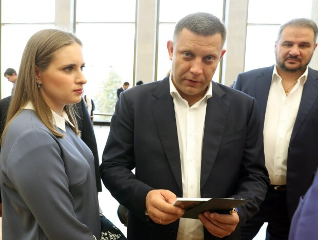 Вдова Захарченко загадочно исчезла, кое-что с собой прихватив