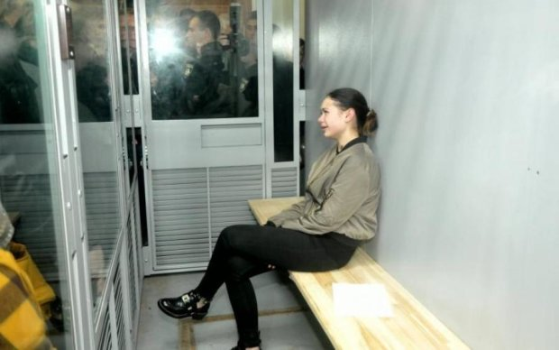 У мережі показали, де мажорка Зайцева проведе два місяці