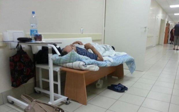 Воды нет и тараканы всех видов: ужасы украинских больниц заставят хвататься за сердце