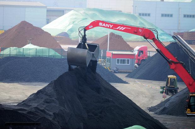 вугілля, видобуток // фото Getty Images