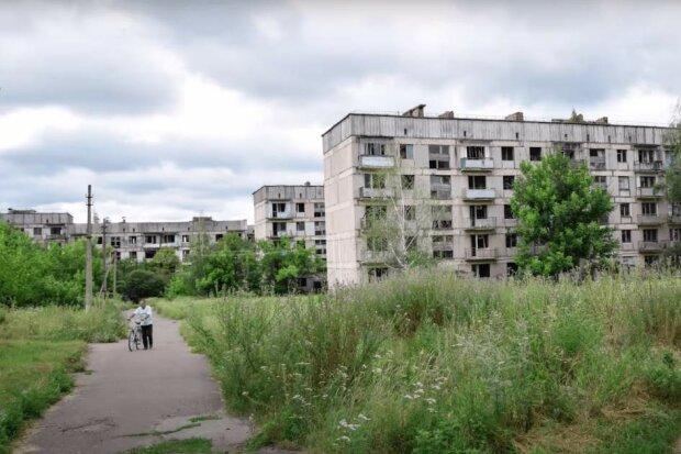 Заброшенный город сахароваров в Кировоградской области