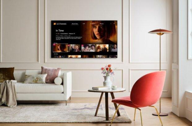 Приложение LG Сhannels получит новый UX-дизайн и расширит коллекцию бесплатного премиального контента
