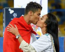 Кріштіану Роналду і Джорджина Родрігес, Getty Images